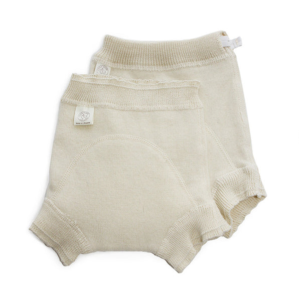 LANACare Daytime Diaper Covers (Soakers) in Soft Organic Merino Wool $54.90-$64.90