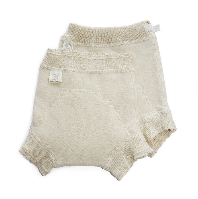 x FACTORY OUTLET LANACare Daytime Diaper Covers (Soakers) in Soft Organic Merino Wool