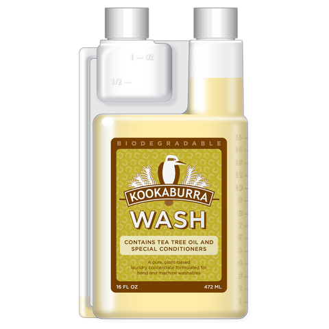 KOOKABURRA Wool Wash (1% lanolin)