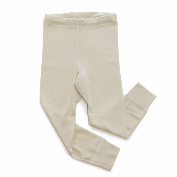 Hocosa Baby Pants in Organic Wool/Silk Blend