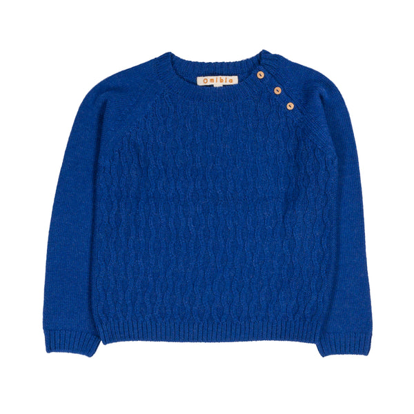 x FACTORY OUTLET OMIBIA Sweater, NILSON, in Baby Alpaca
