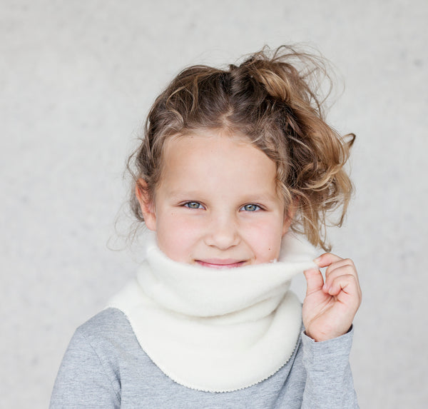 LANACare Organic Merino Wool Neckwarmer for Baby & Kids