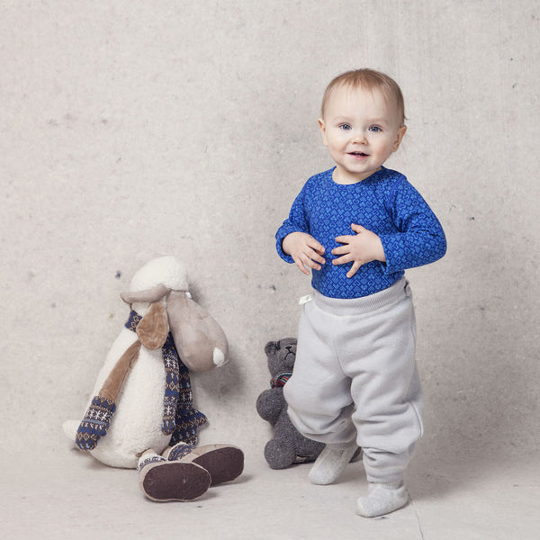 LANACare Baby/Toddler Pants in Felted Organic Merino Wool, $67.90-$79.90