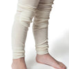 Hocosa Children's Long Underwear Pants in Organic Merino Wool