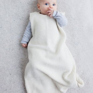 LANACare Preemie Soft Sleeper in Organic Merino Wool