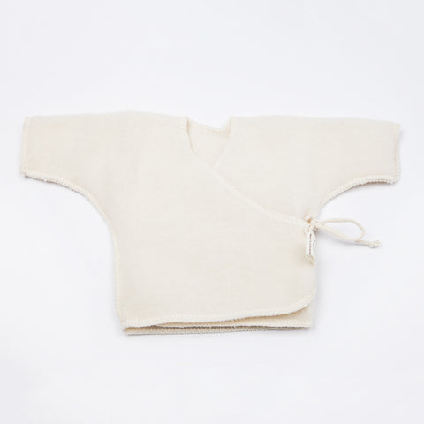 LANACare Preemie Sweater in Organic Merino Wool