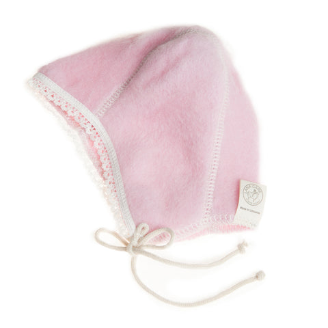FACTORY OUTLET LANACare Baby Cap in Organic Merino Wool