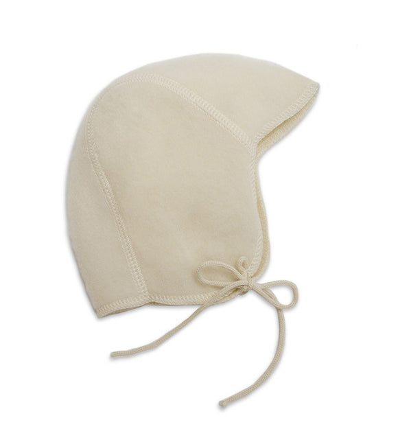 z FACTORY OUTLET LANACare Baby Cap in Organic Merino Wool