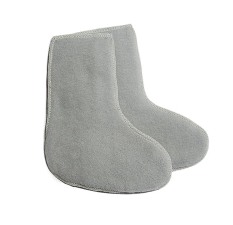 LANACare Bed Socks in Organic Merino Wool for Children