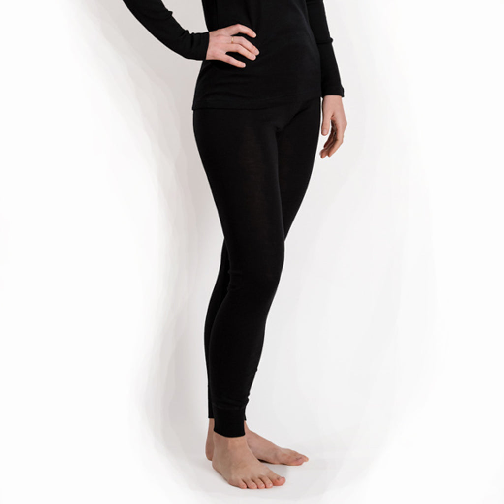 Hocosa Women's Organic Wool/Silk Long Underwear Pants  $74.90-$79.90