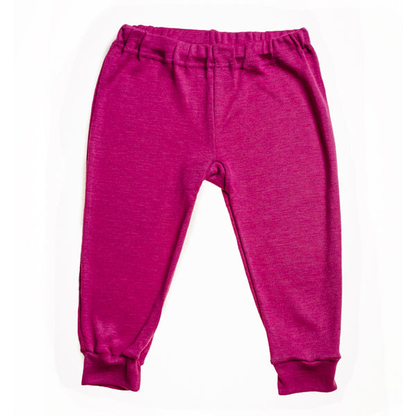 x FACTORY OUTLET Hocosa Organic Wool/Silk Baby Pants