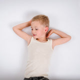 HOCOSA Kids' Organic Merino Wool Sleeveless Undershirt $29.90 - $33.90
