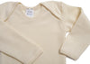 Hocosa Baby Shirt, Long Sleeves, Organic Wool  $32.90 - $36.90