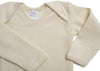 Hocosa Baby Shirt, Long Sleeves, Organic Wool-Silk  $32.95 - $36.95