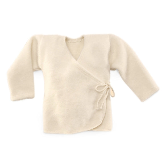 z FACTORY OUTLET LANACare Baby Sweater in Organic Merino Wool