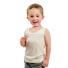 HOCOSA Kids' Organic Wool/Silk Sleeveless Undershirt $34.90- $38.90