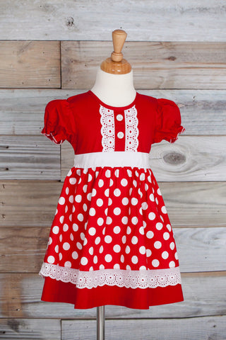 0326e9b56 Sale Dolly Dots - Zoe's Play Trunk - 50% off