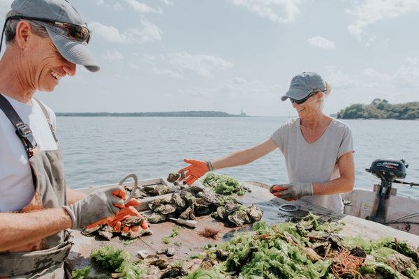 SEPTEMBER: MAINE OYSTER MONTH