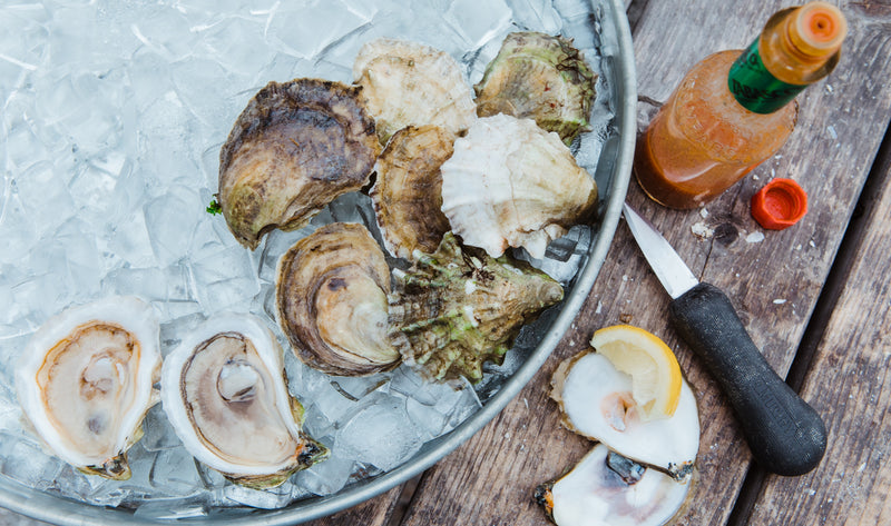 Glidden Point Oysters