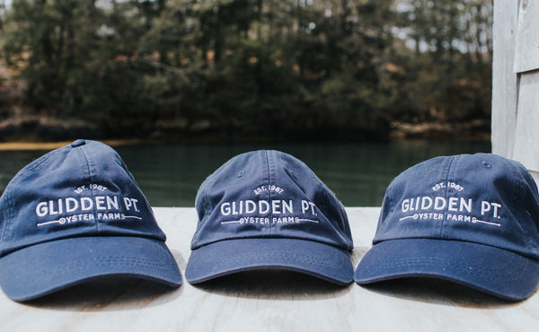 Glidden Point Canvas Cap