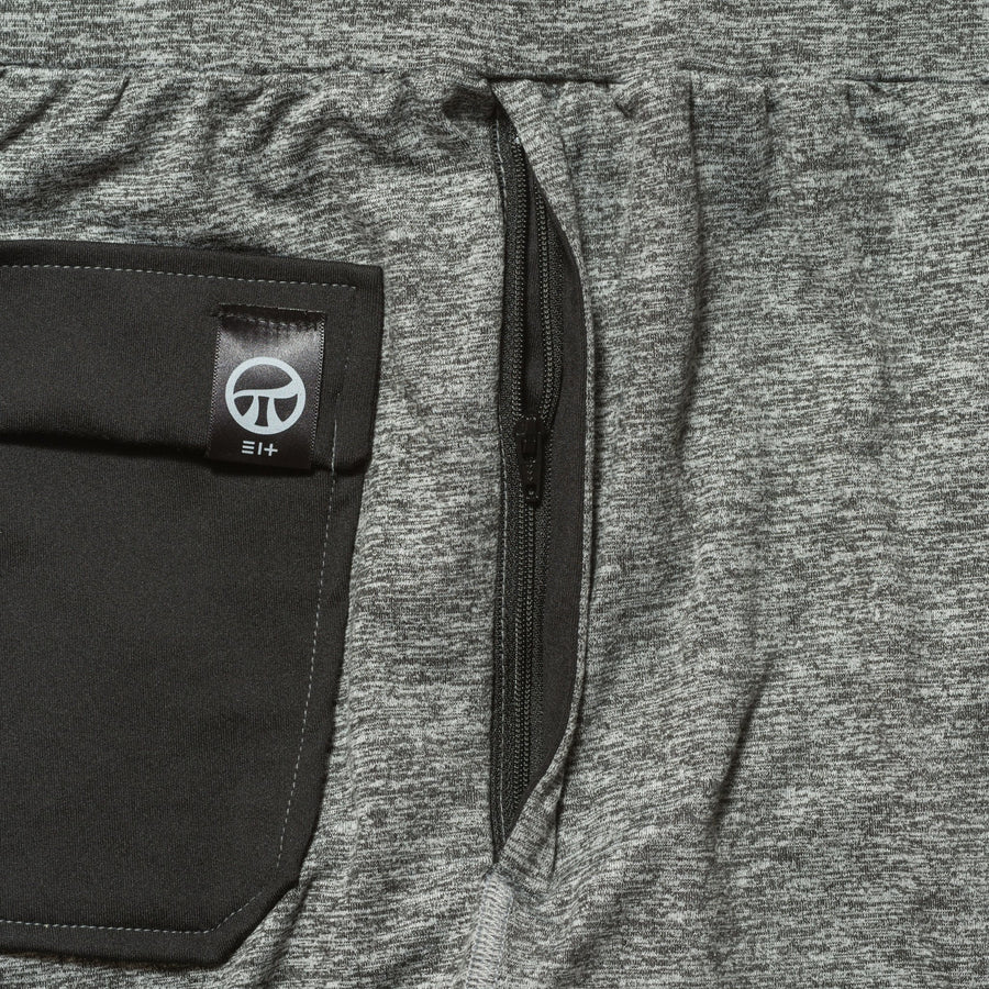 GRAY/BLACK Ninja Pant-PANTS-Pi Movement-Pi Movement