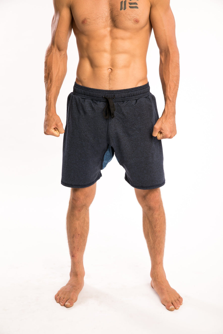 NAVY/COBALT Shorts-SHORTS-Pi Movement-XS-Pi Movement
