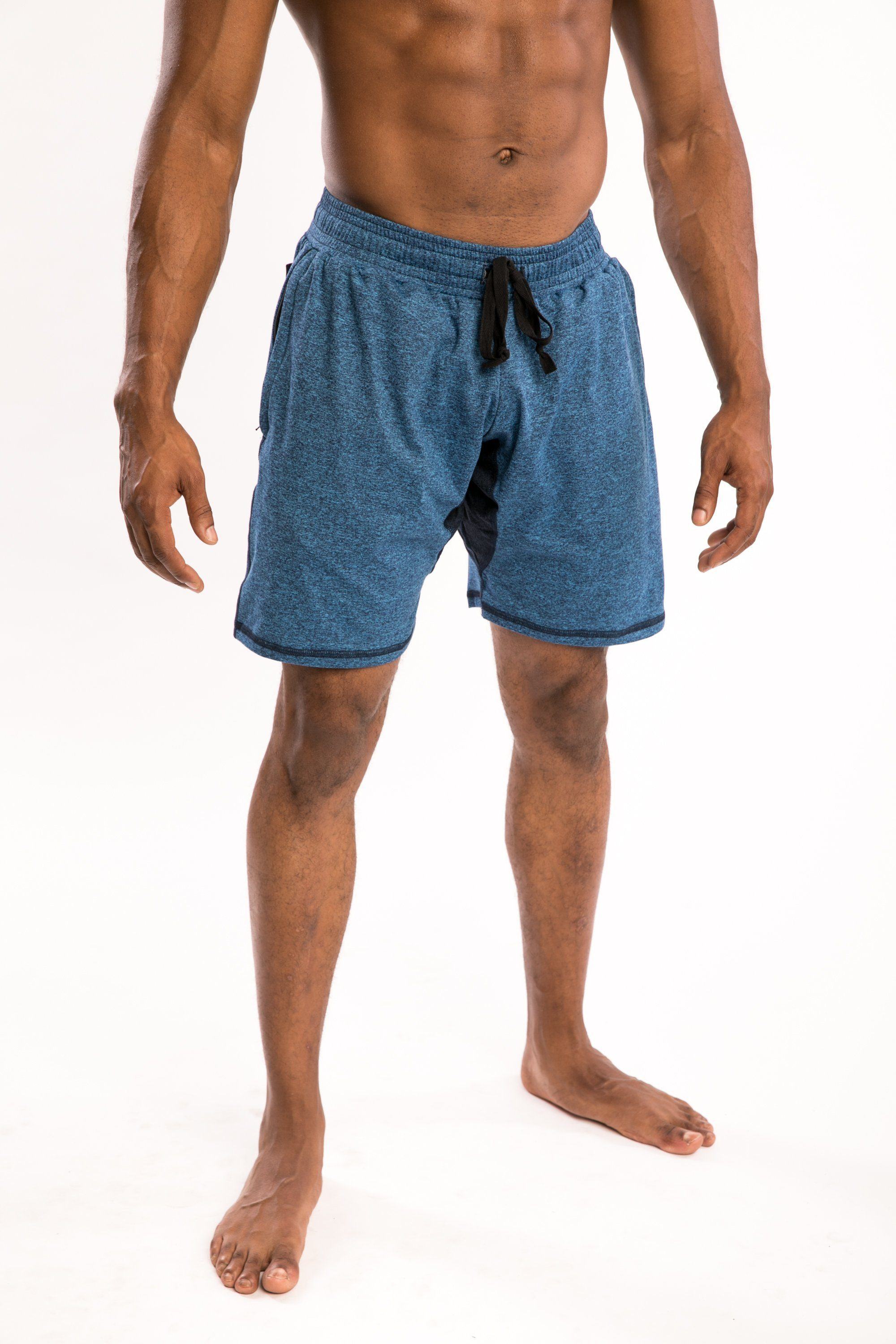 COBALT/NAVY Shorts-SHORTS-Pi Movement-XS-Pi Movement