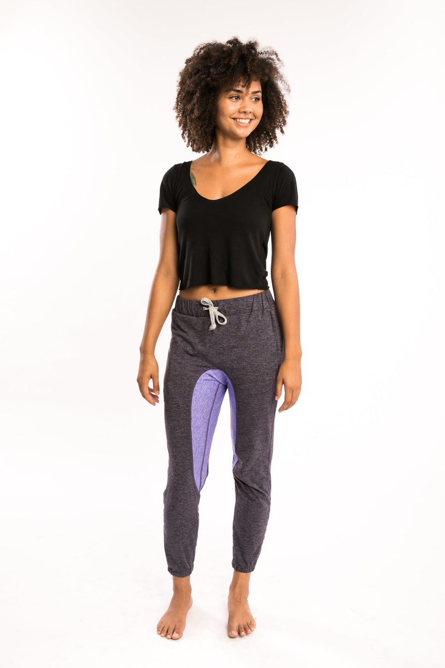 PURPLE Ninja Pant-PANTS-Pi Movement-Pi Movement