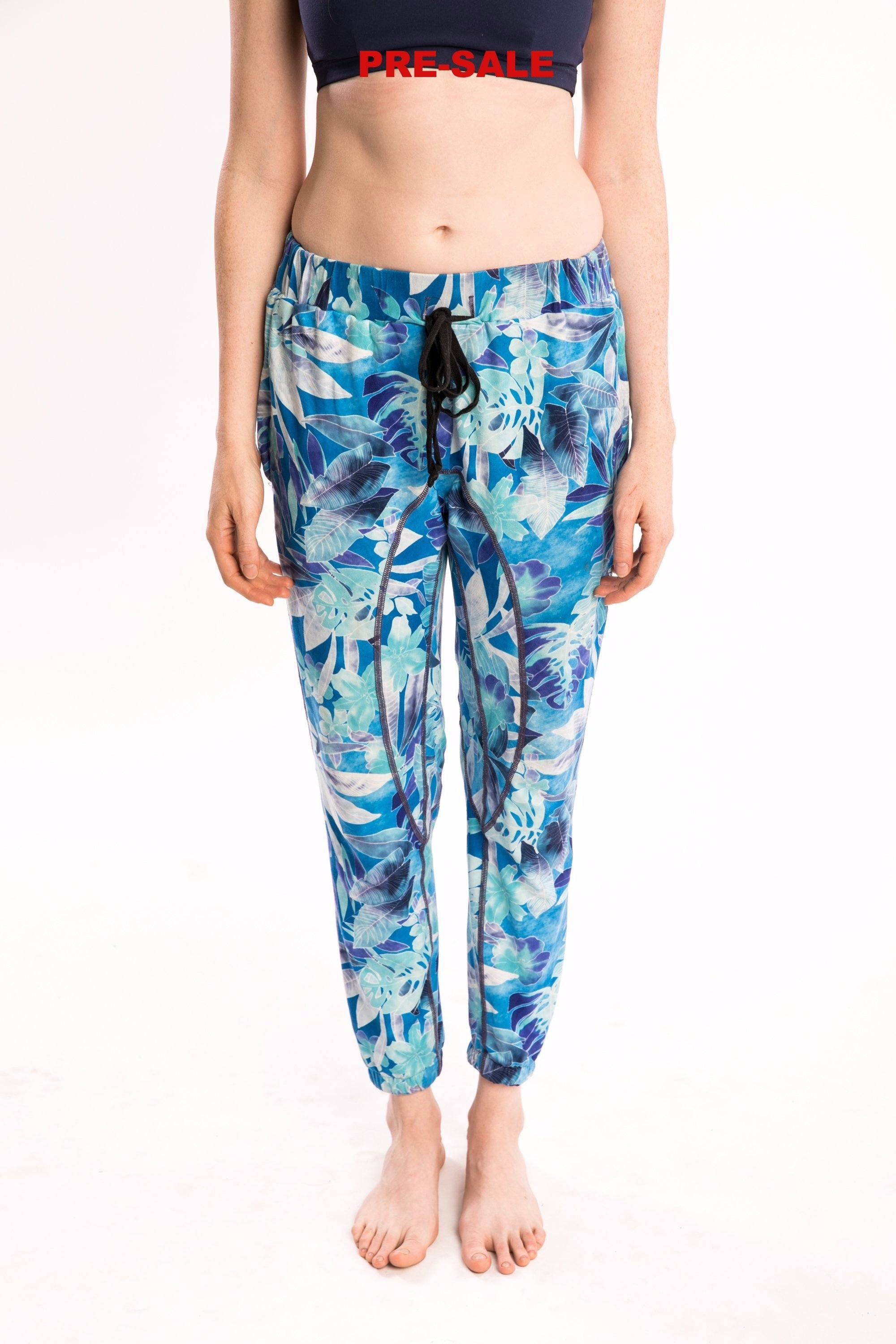 Blue Lagoons Ninja Pant-PANTS-Pi Movement-XS-Pi Movement
