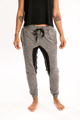 GRAY/BLACK Ninja Pant-PANTS-Pi Movement-XS-Pi Movement