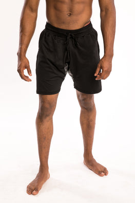 BLACK/GRAY Short-SHORTS-Pi Movement-XS-Pi Movement