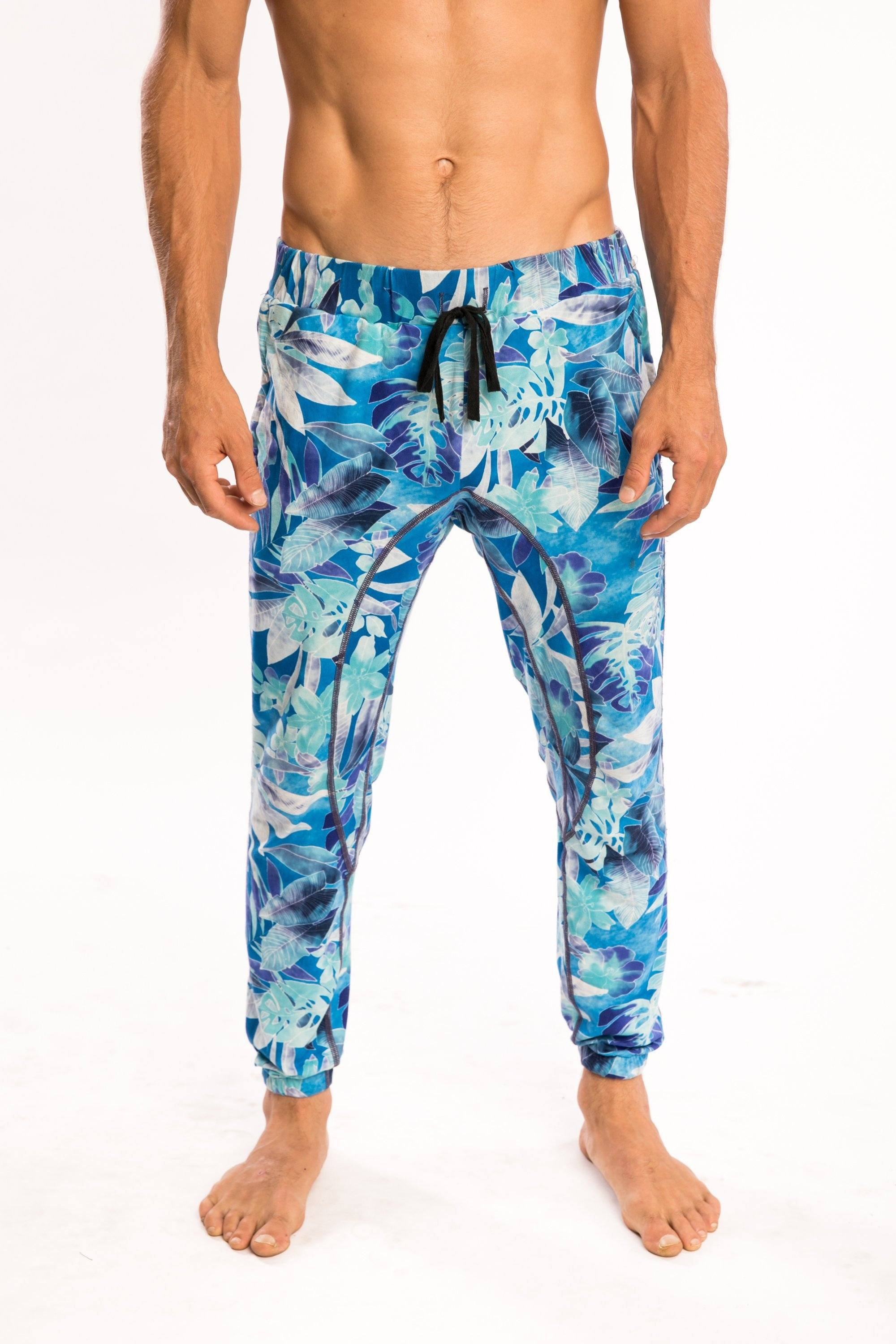 Blue Lagoons Ninja Pant-PANTS-Pi Movement-Pi Movement