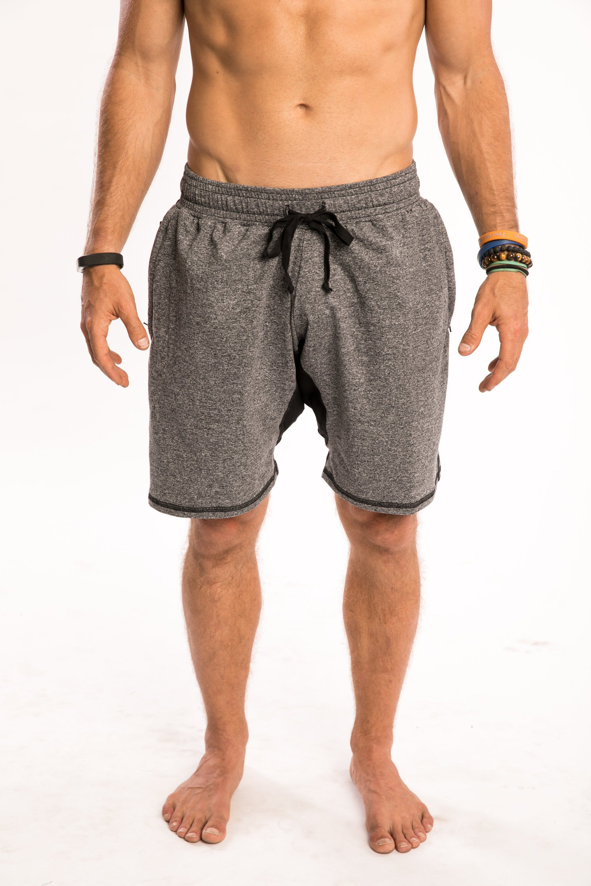 GRAY/BLACK Short-SHORTS-Pi Movement-XS-Pi Movement