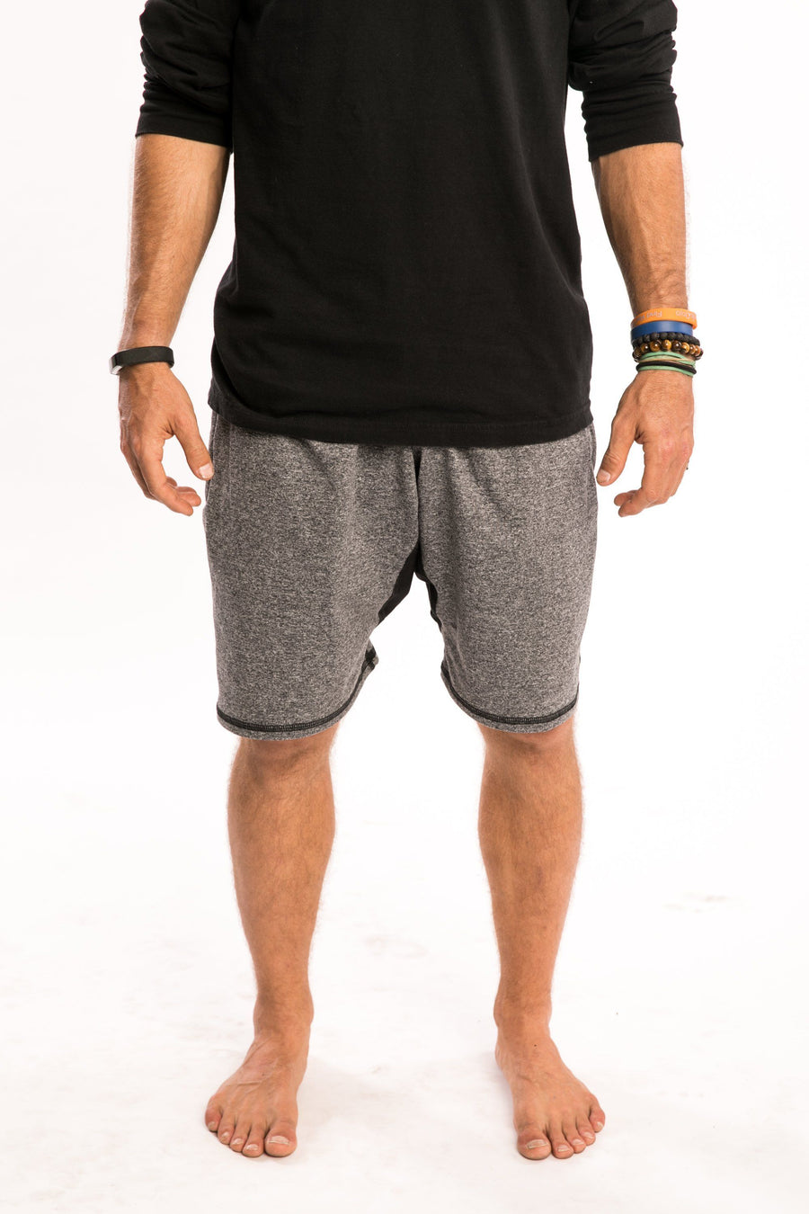 GRAY/BLACK Short-SHORTS-Pi Movement-Pi Movement