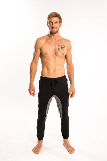 BLACK/GRAY Ninja Pant-PANTS-Pi Movement-Pi Movement