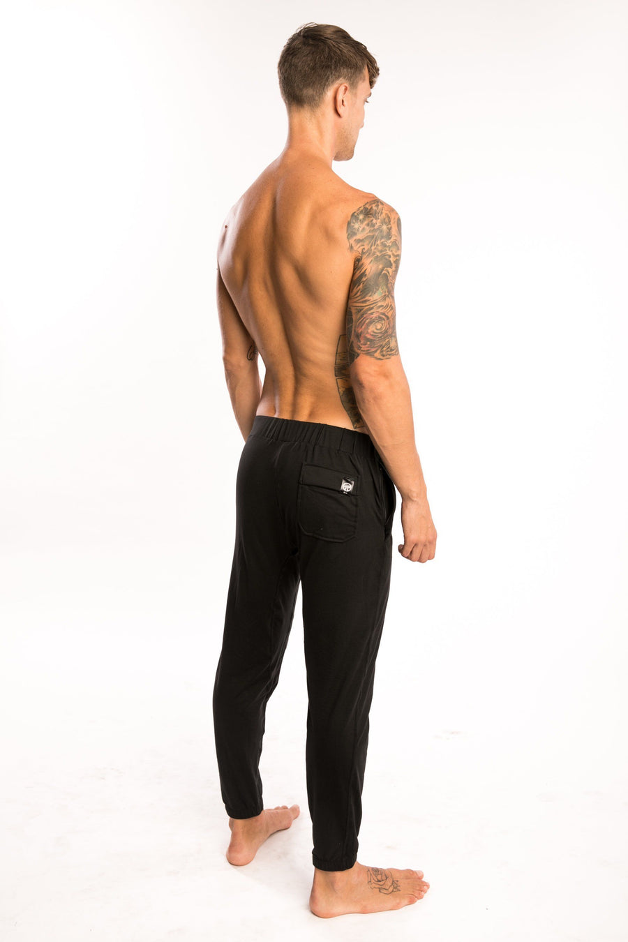 ALL BLACK Ninja Pant-PANTS-Pi Movement-Pi Movement