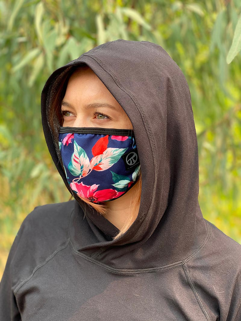 Honolulu Ninja Mask