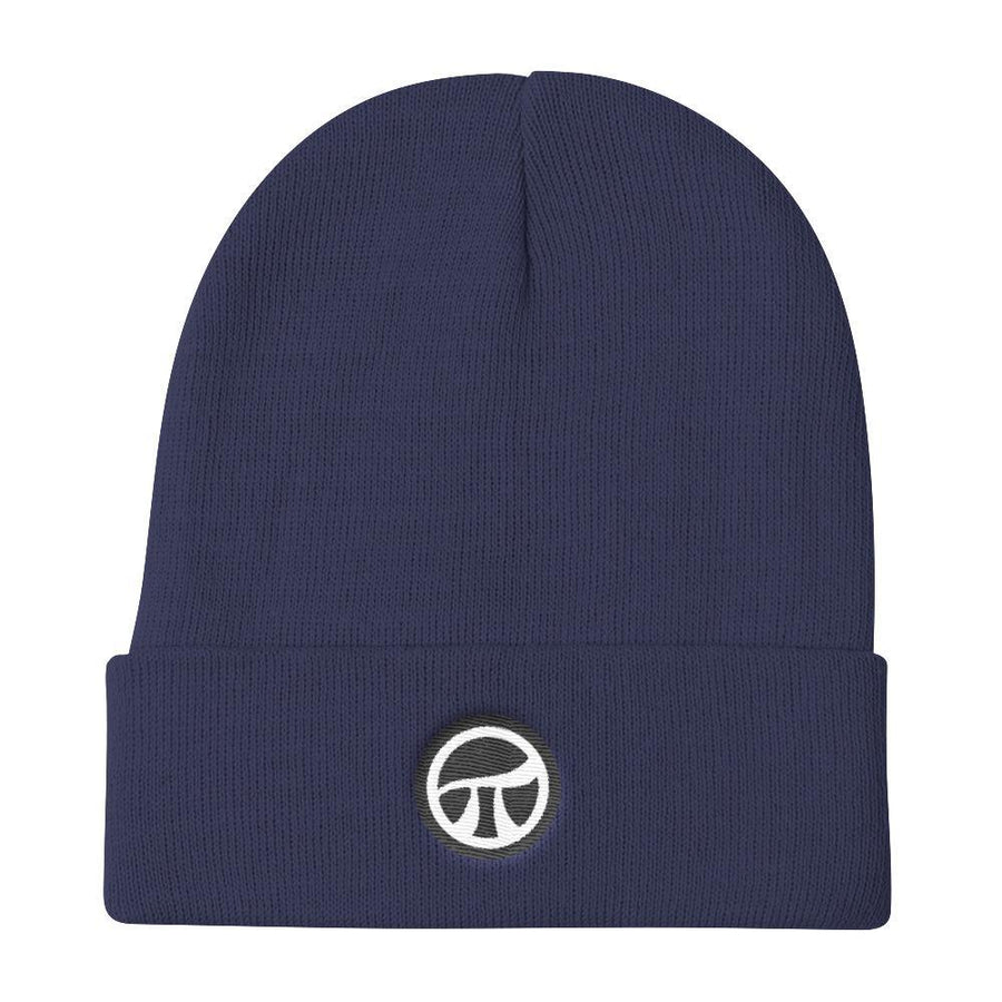 Pi Movement Logo Knit Beanie