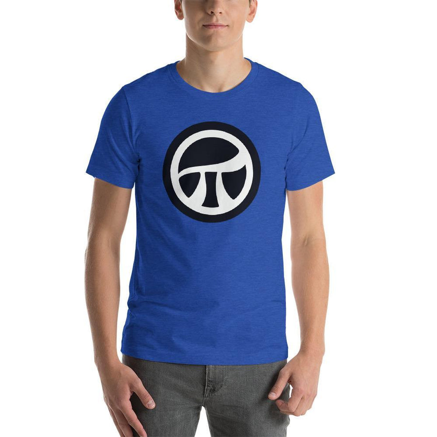 Pi Movement Logo Short-Sleeve Unisex T-Shirt