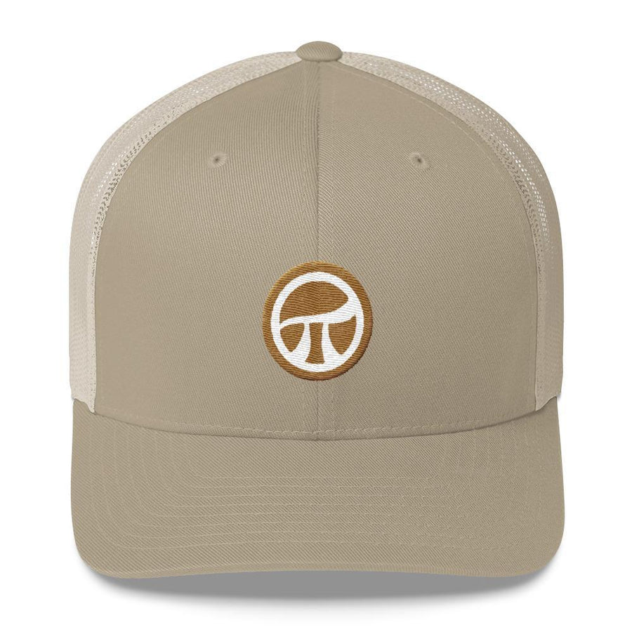 Pi Movement Trucker Cap