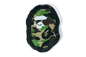 ABC CAMO APE HEAD ASHTRAY