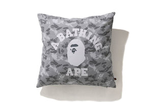 DIGITAL CAMO COLLEGE SQUARE CUSHION