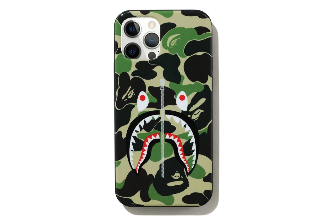 ABC CAMO SHARK IPHONE 12 / 12 PRO CASE