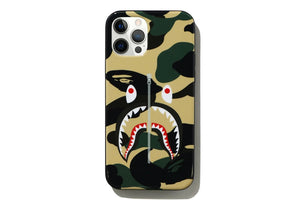 1ST CAMO SHARK IPHONE 12 / 12 PRO CASE