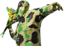 Load image into Gallery viewer, BAPE x Banksy Brandalism Flower Bomber