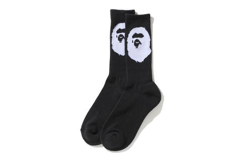 BIG APE HEAD SOCKS