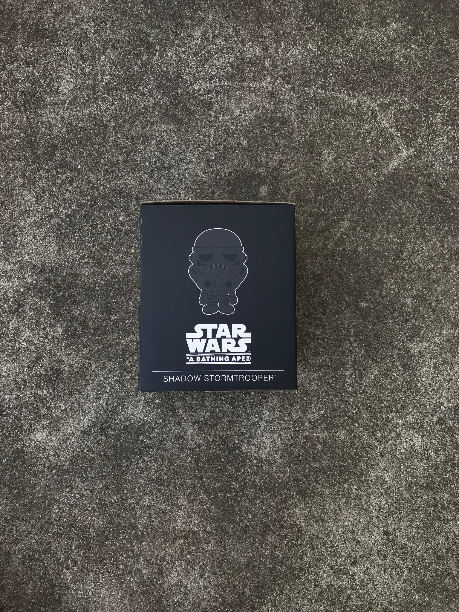 MILO X STAR WARS COLLECTIBLE (SHADOW STORMTROOPER)