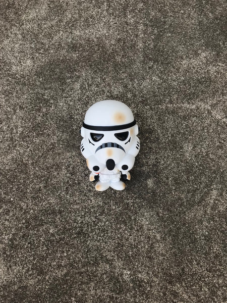 MILO X STAR WARS COLLECTIBLE (SANDTROOPER)