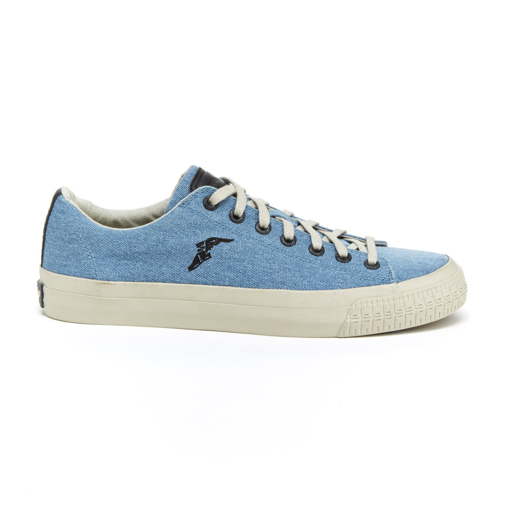 VULCAN VAR CANVAS - Goodyear Footwear USA - Heritage - 1Vulcan Var Canvas in Chambray | Heritage Collection | Goodyear Footwear USA