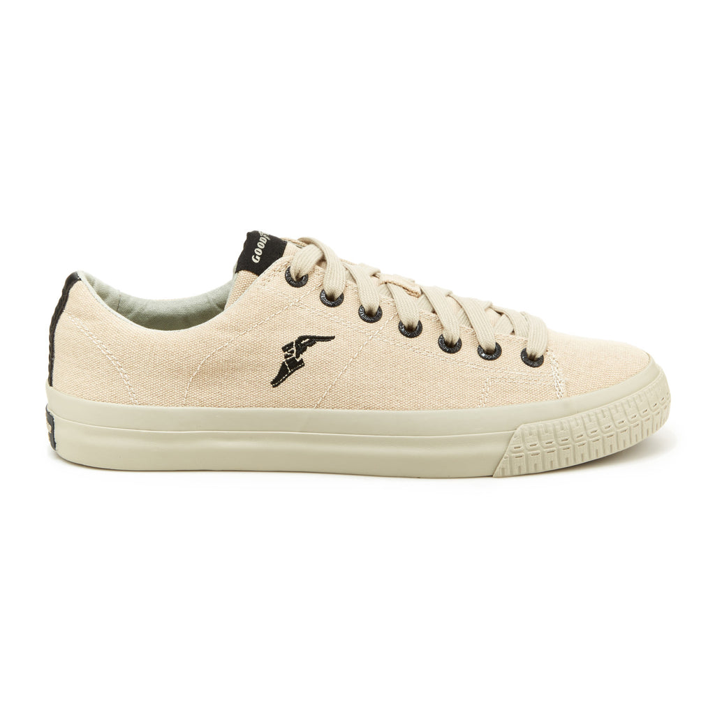 Vulcan Var Canvas in Oatmeal | Heritage Collection | Goodyear Footwear USA